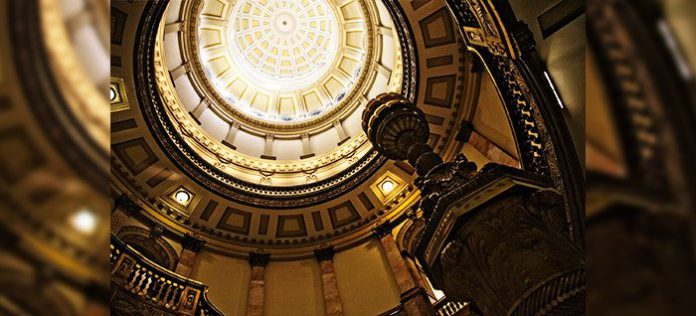 Capitol Dome Interior