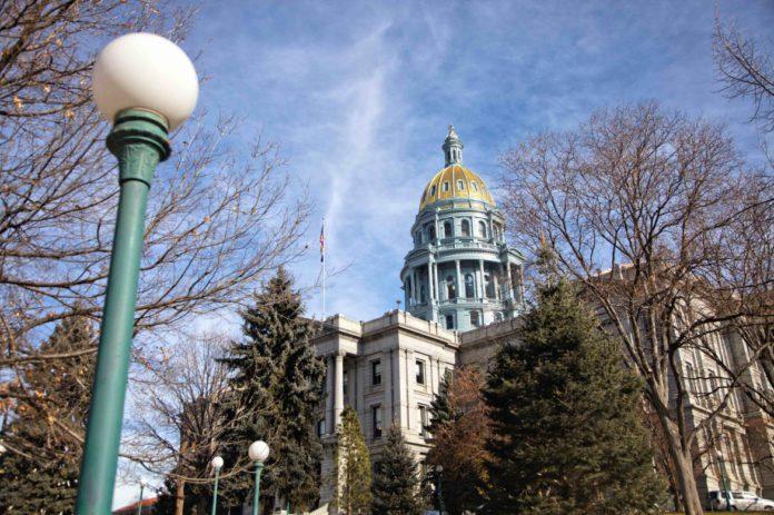 Colorado State Capitol Denver