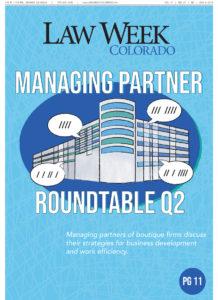 Q2 Managing Partner Roundtable