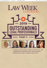 Outstanding Legal Professionals