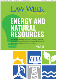 Energy and Natural Resources