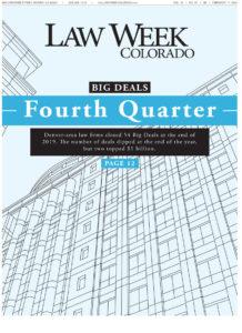 Big Deals Fourth Quarter