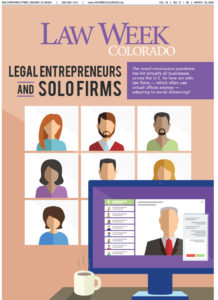 Legal Entrepreneurs and Solo Firms