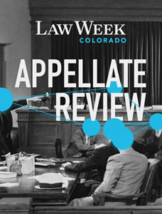 Appellate Review Cover
