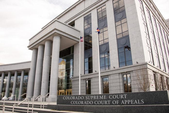 The Colorado Supreme Court.