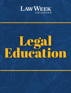 Legal Education Cover