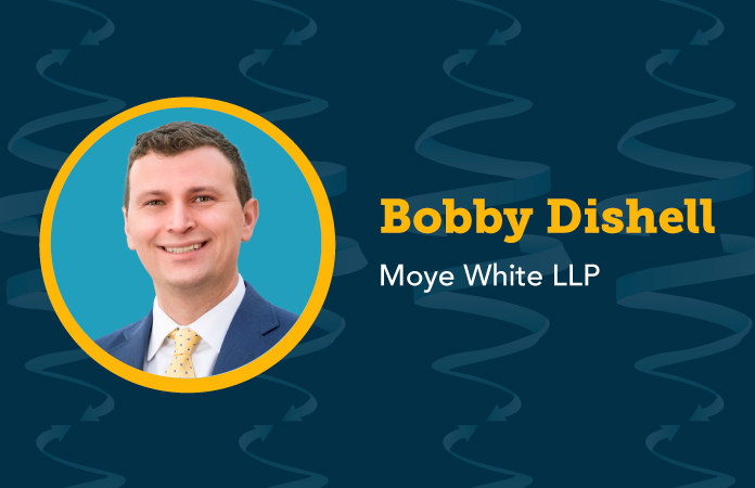 Bobby Dishell - Moye White