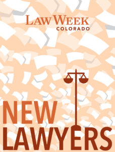 New Lawyers Cover