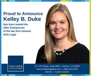 Law Week Announcement-Kelley Duke SCG Legal